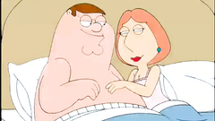 Peter Griffin fucks amazing round ass Lois