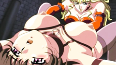 Submissive hentai slut loves tortures and bdsm