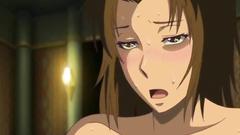 Bounching tits hentai hot riding cock