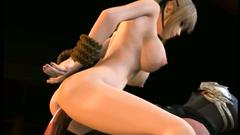 Rose Anal Final Fantasy video