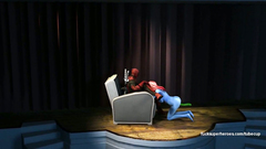 Deadpool smashed Mystique in her all holes