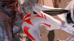 Lumina gets hardcore gang bag from Alien 3D monsters | Lumina vs 3