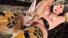 Amazing 3d princess is fucked by a horny creature in 3d porn