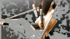 Hardcore BDSM porn with gorgeous 3d beauty pounded deeply
