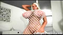 3D Big Tittied Blondes