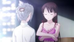 Teenage hentai schoolgirls fuck in free porn cartoon