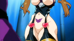 Busty hentai cuties and their sexual adventures