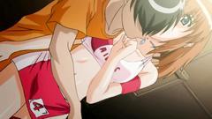 Sweet hentai babe gets fingered by her new boyfriend