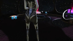 Space fuck with futanari chicks on the spaceship