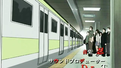Handsome anime schoolgirl gets molested and groped in train