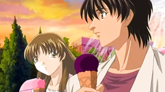 Passionate and beautiful love story with young hentai girl