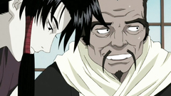 Ugly and cruel pirates and sexy anime girls