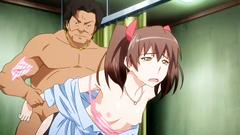 These horny hentai babes can even lick your ass!
