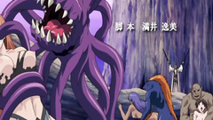 Monsters, tentacles and beautiful hentai babes