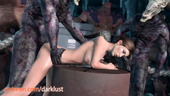 The Borders Of The Tomb Raider [part2] EXPLICIT SEXUELL VIOLENCE CONTENT!