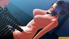 Hentai 3D Fucking in School