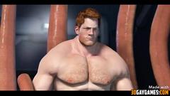 Huge dick Overwatch hero worshiped